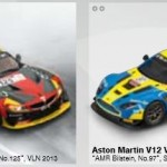 BMW Z4 & Aston Martin V12