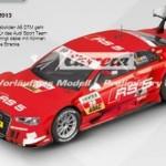Audi A5 DTM No. 20
