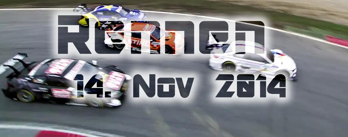 Rennen 14.11.2014